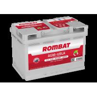 Baterie Auto Rombat AGM VRLA 70 Ah