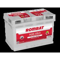 Baterie Auto Rombat AGM VRLA 80 Ah