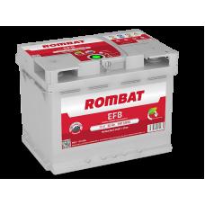 Baterie Auto Rombat EFB 60 Ah
