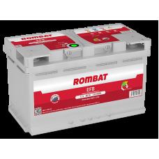 Baterie Auto Rombat EFB 80 Ah