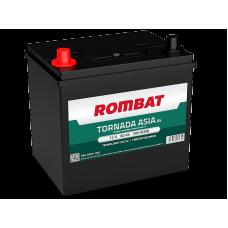 Baterie Auto Rombat Tornada ASIA 60 Ah cu borne inverse