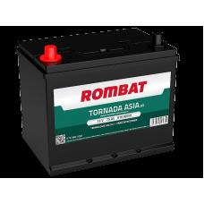 Baterie Auto Rombat Tornada ASIA 75 Ah cu borne inverse